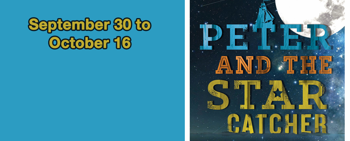 Peter and the Starcatcher!