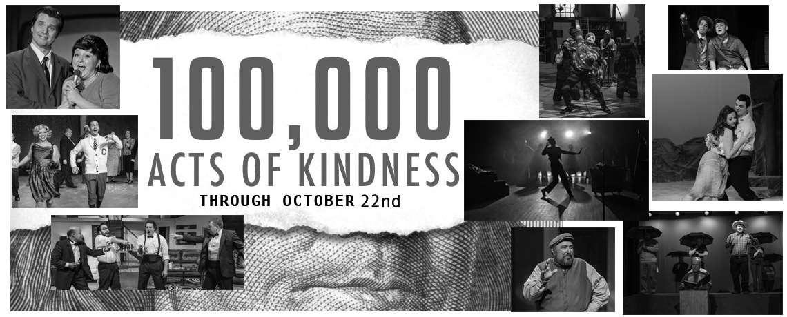 100,000 Acts of Kindness!